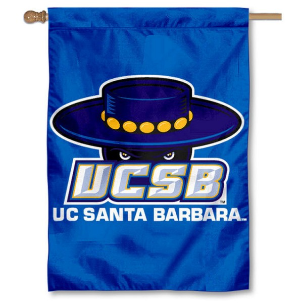 UCSB Gauchos House Flag