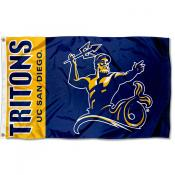 UCSD Tritons 3x5 Foot Flag
