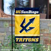 UCSD Tritons Garden Flag
