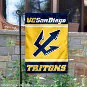 UCSD Tritons Garden Flag