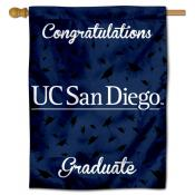 UCSD Tritons Graduation Banner