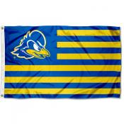 UD Blue Hens American Nation Flag
