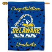 UD Blue Hens Graduation Banner