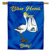 UD Blue Hens New Baby Banner