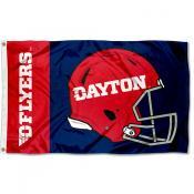 UD Flyers Helmet Flag