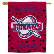 UDM Titans Graduation Banner