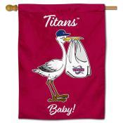 UDM Titans New Baby Banner