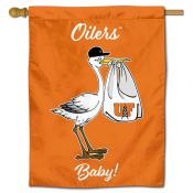 UF Oilers New Baby Banner