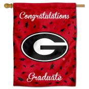 UGA Bulldogs Graduation Banner