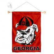 UGA Bulldogs Small Wall and Window Banner