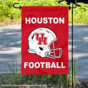 UH Cougars Football Garden Flag