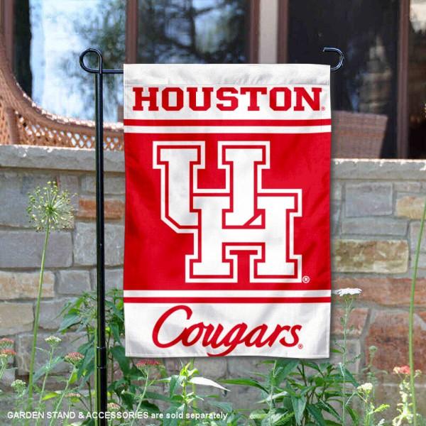 UH Cougars Garden Flag