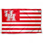 UH Cougars Nation Flag