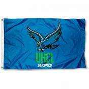 UHCL Hawks 3x5 Foot Pole Flag