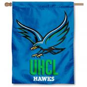 UHCL Hawks House Flag