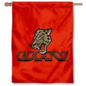 UHV Jaguars House Flag