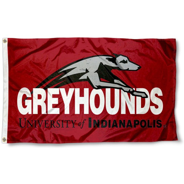 UIndy Greyhounds Flag