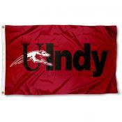 UIndy Greyhounds Flag