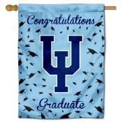 UIU Peacocks Graduation Banner