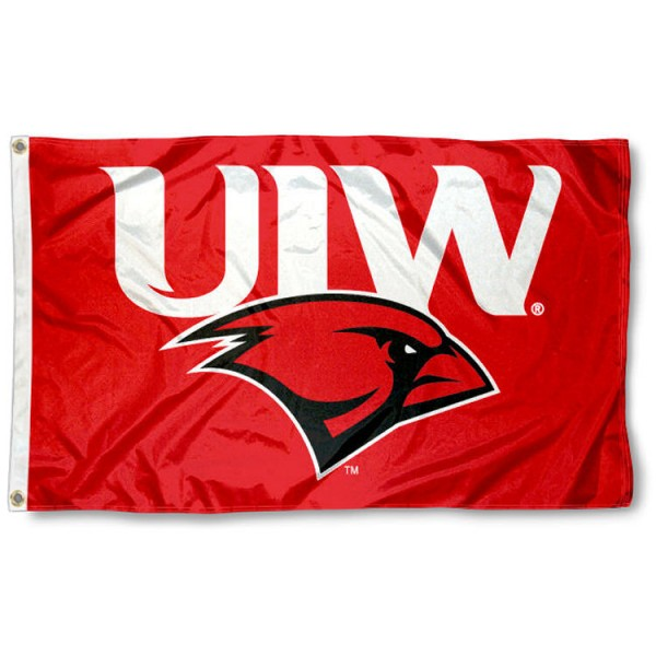 UIW Cardinals 3x5 Foot Flag