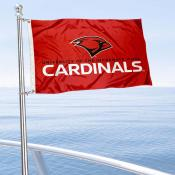 UIW Cardinals Boat Nautical Flag