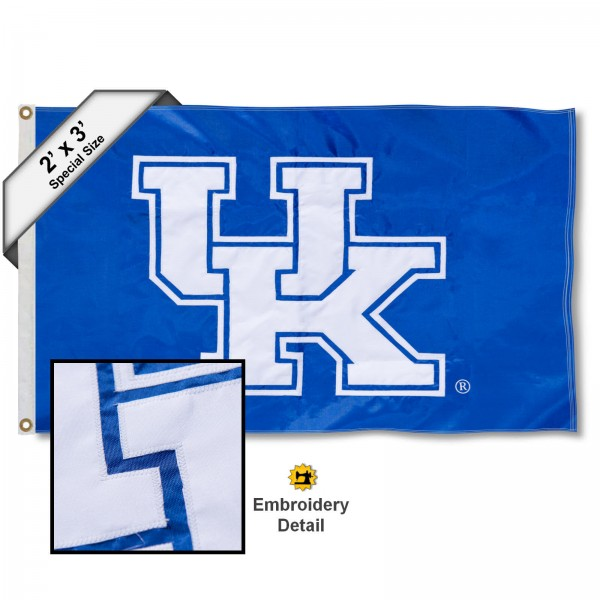 UK Wildcats 2x3 Flag