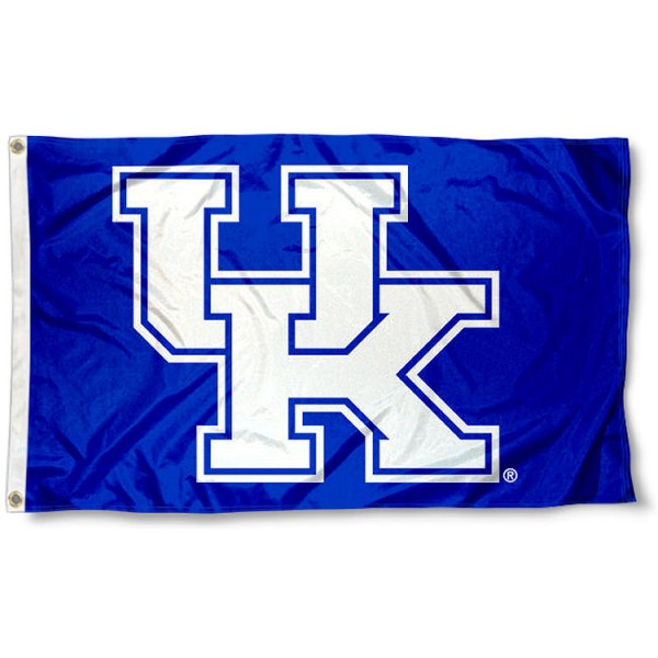 UK Wildcats New UK Logo Flag