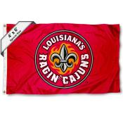 UL Lafayette Ragin Cajuns 4'x6' Flag