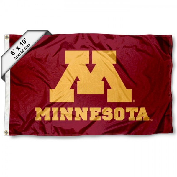 UM Gophers 6x10 Foot Flag