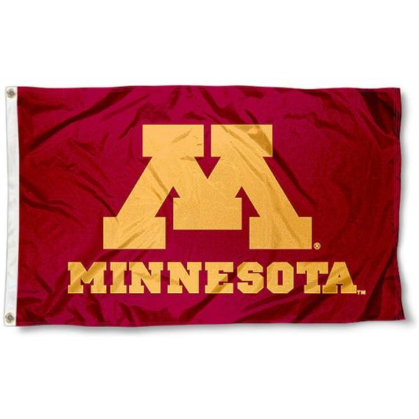 UM Gophers Flag