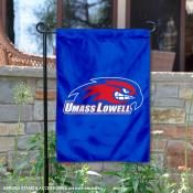 UMass Lowell River Hawks Garden Flag