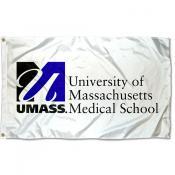 UMass Medical School Logo Outdoor Flag