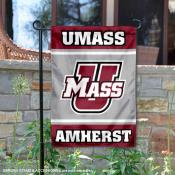 UMASS Minutemen Garden Flag
