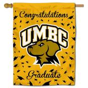 UMBC Retrievers Graduation Banner