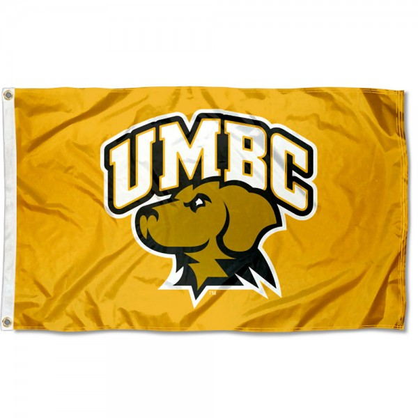 UMBC Retrievers UMBC Logo 3x5 Foot Flag