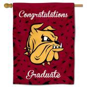 UMD Bulldogs Graduation Banner