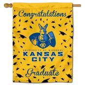 UMKC Kangaroos Graduation Banner