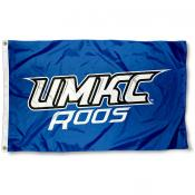 UMKC Kangaroos Wordmark Flag