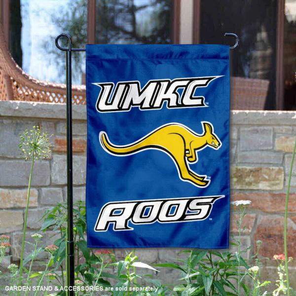 UMKC Roos Garden Flag