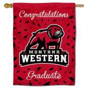UMW Bulldogs Graduation Banner