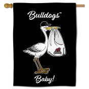 UMW Bulldogs New Baby Banner