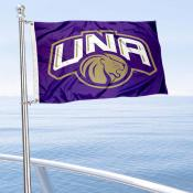 UNA Lions Boat Nautical Flag