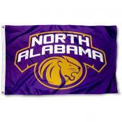 UNA Lions Flag