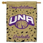 UNA Lions Graduation Banner
