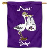UNA Lions New Baby Banner