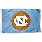 UNC Basketball Flag