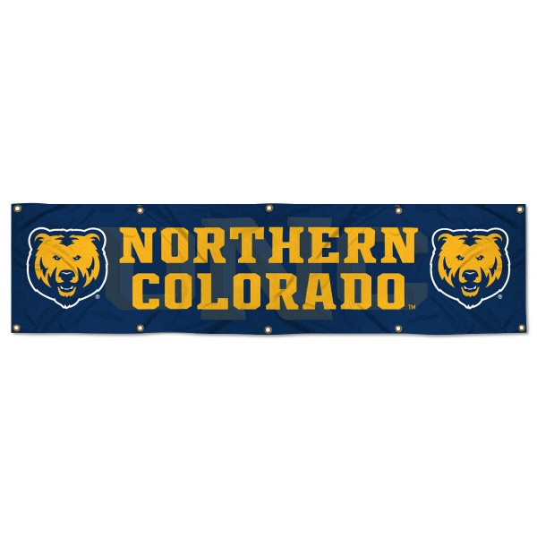 UNC Bears 2x8 Banner