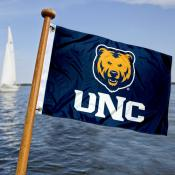 UNC Bears Boat Nautical Flag