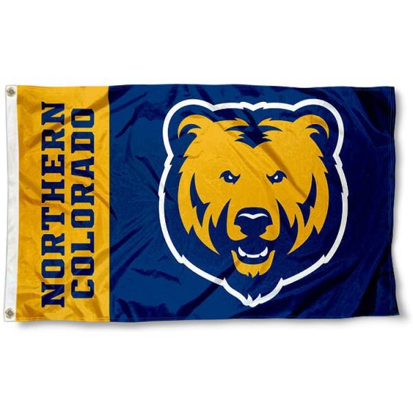 UNC Bears Flag