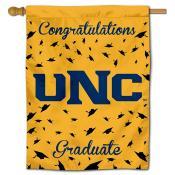 UNC Bears Graduation Banner
